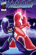 Mega Man Issue -3