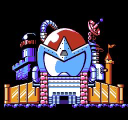 Proto Man's Castle