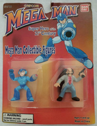 Bandai Ruby-Spears Mega Man and Dr Wily