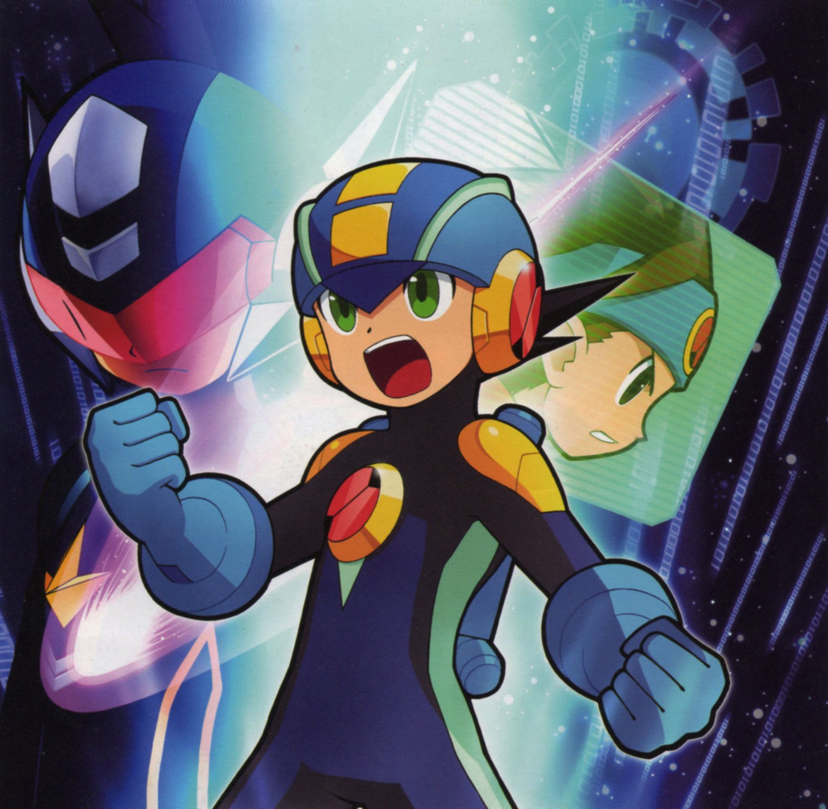 Rockman.EXE Operate Shooting Star