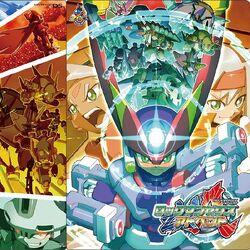 Mega Man ZX (series)