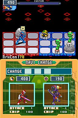 Party Battle System