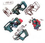MMZ Buster Shot concept B