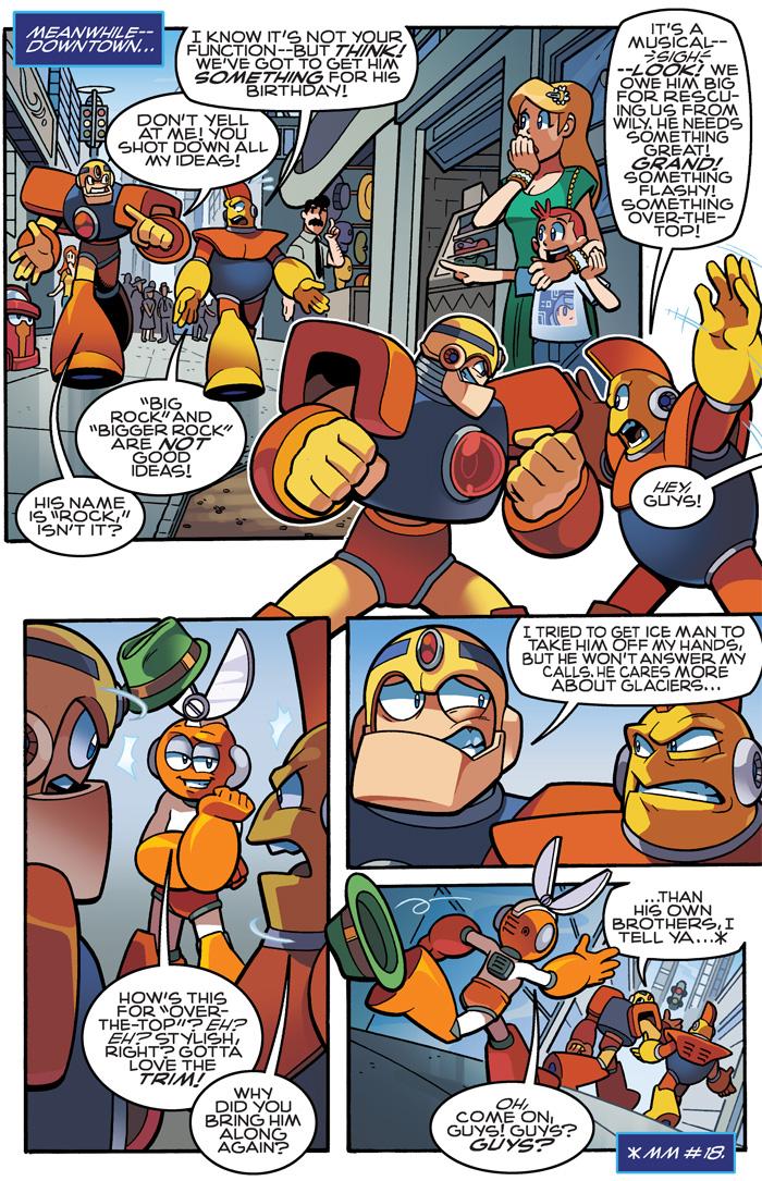 Cut Man/Archie Comics
