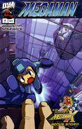 Mega Man Issue -4