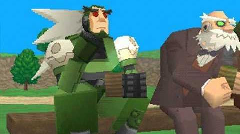 Mega Man Legends 2 - Ending & Credits