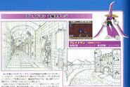 MM10 Blade Man stage concept