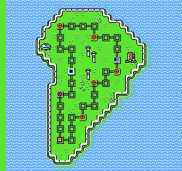 Mega Man locations