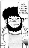 Ikuta Michimori in Shooting Star Rockman 3 (manga)