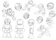 MM1 Mega Man concept