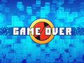 Mega Man Network Transmission Game Over