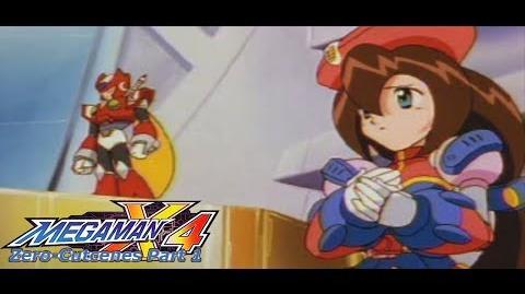 Mega Man X4 (Zero-Cutscenes) (01)