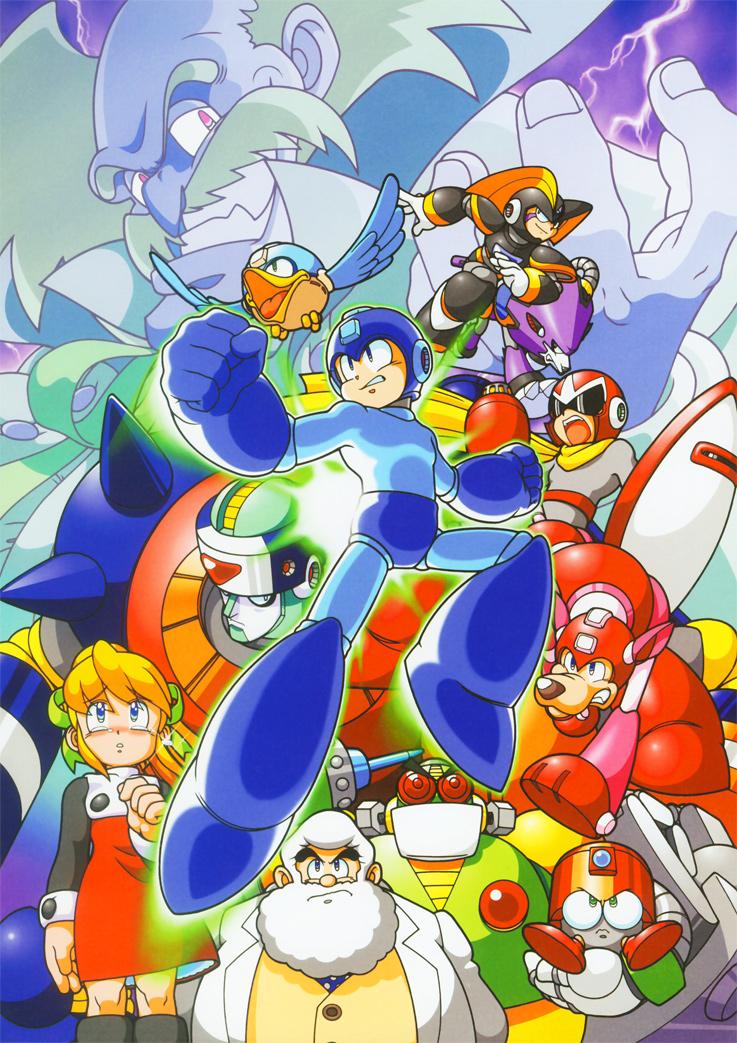 Mega Man (original series)