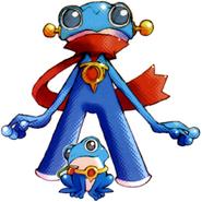 MMZ Cyber-elf Animal (Frog)