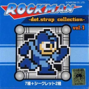 Rockman Dot Strap Collection