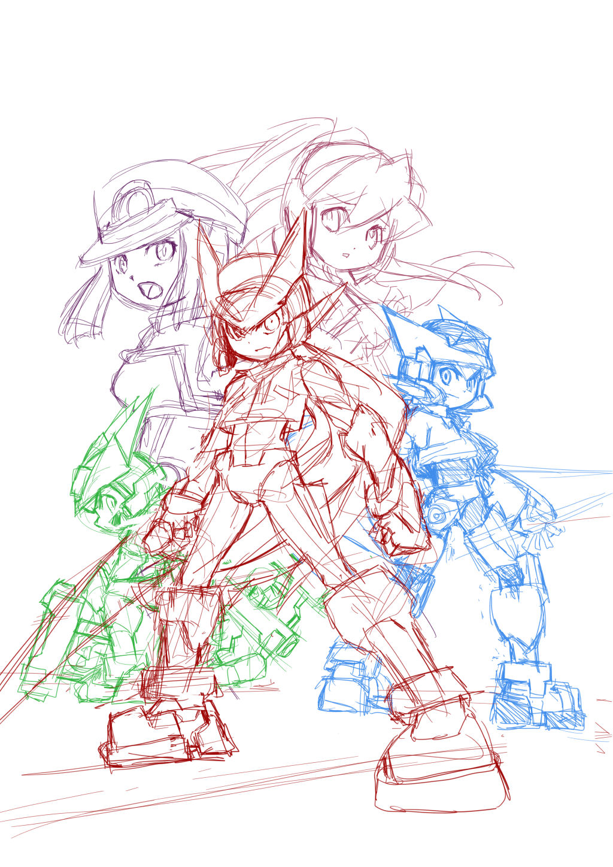 ShinOgino sketch artCollection RockmanZeroZX.jpeg