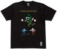 29 Colab T-Shirt Kinnikuman Soldier