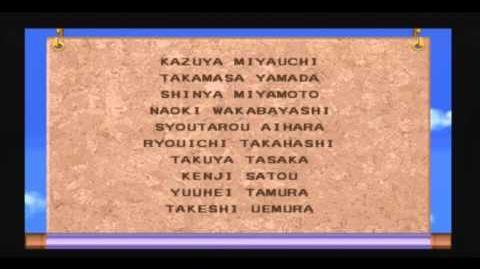 Mega Man 8 - Ending and Credits