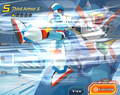 Tatsumaki third armor