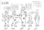 EXE Axess Yukata Concept