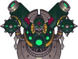 List of Mega Man X3 enemies