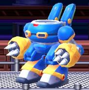 Ride Armor Rabbit empty