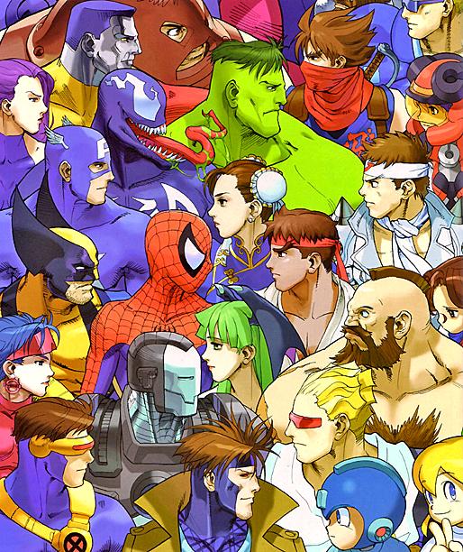 Marvel vs. Capcom (series)