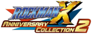 Rockman X Anniversary Collection 2 logo