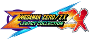Mega Man Zero ZX Legacy Collection logo