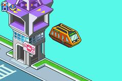 Levitating Bus