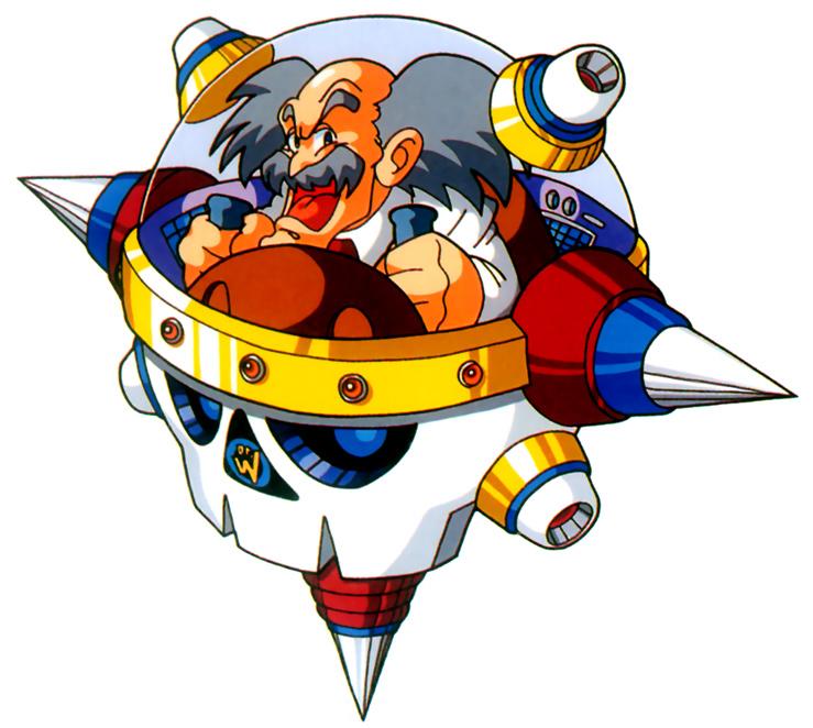 Wily Capsule (Mega Man 7)