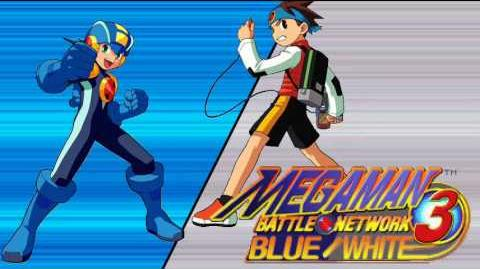 Mega Man Battle Network 3 OST - T15 Proof of Courage