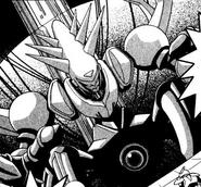Life Virus in NT warrior manga