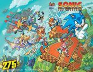 Sonic The Hedgehog -275 (variant 3)