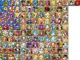 Mega Man X DiVE/Characters