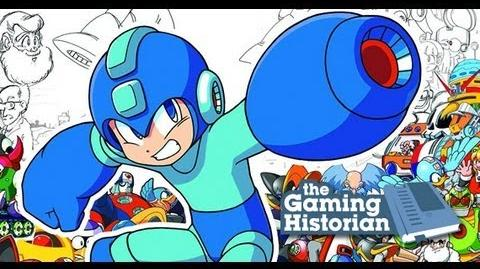 Footnotes Mega Man Official Complete Works