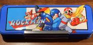 Mitsubishi Rockman 8 pencil case (B-1)