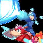 Dragalia Lost Mega Man and Rush.png