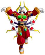 XCM Ninetails Figure