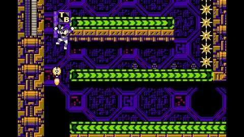 """Wii Mega Man 10 (USA) """"Bass, Hard Mode"""" in 28 18"""
