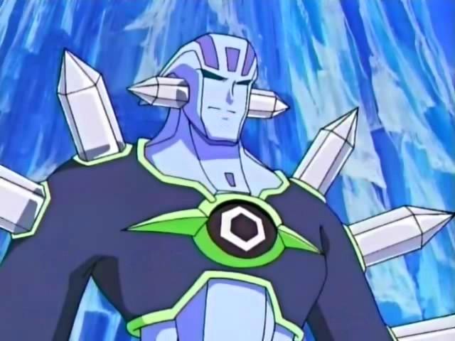 FreezeMan.EXE (anime)