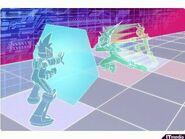 SF3 Mega Attack Shield