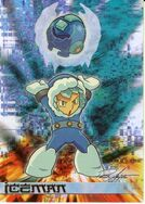 Mega Man Trading Cards C6