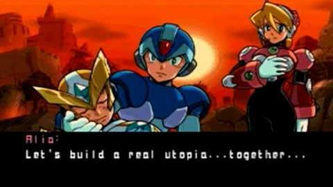 Mega Man X6 - Endings & Credits
