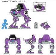 MM11 Sniper Armor D concept