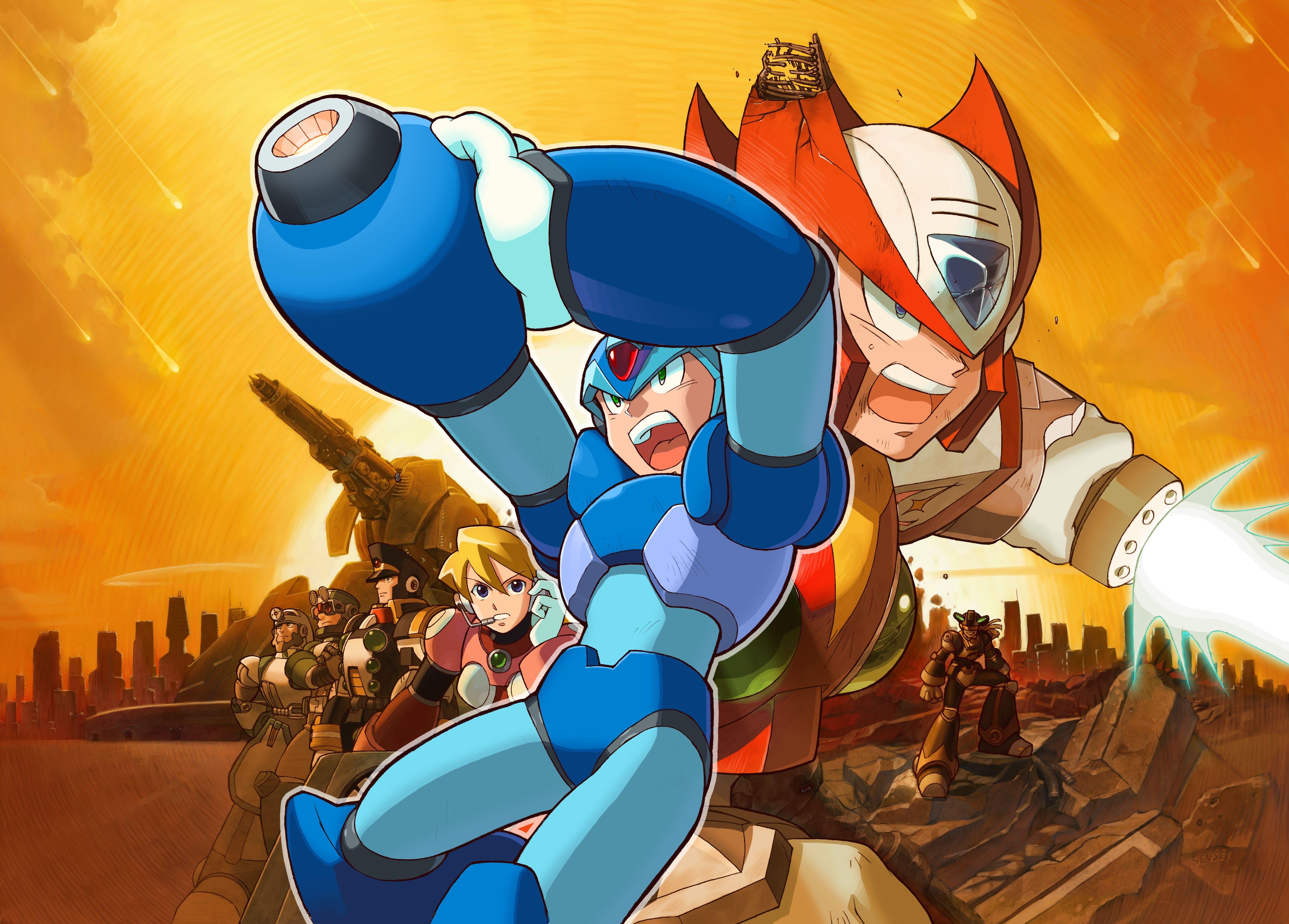 Mega Man X5   MMKB   Fandom