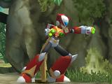 Zero's weaponry