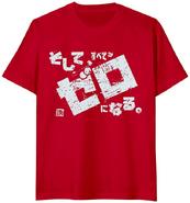 E-Capcom Limited Rockman Series T-Shirt - Soshite subete ga Zero ninaru
