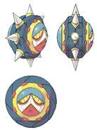 X8SpikyConcept