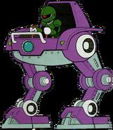 Sniper Armor D